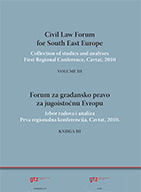Civil Law Forum Volume 3 1